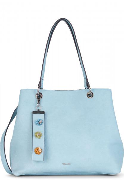 Tamaris Shopper Arabella mittel Blau 30174530 lightblue 530