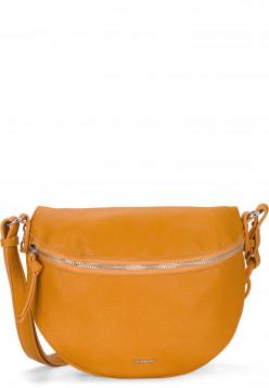 Tamaris Handtasche mit Überschlag Angela mittel Gelb 30214460 yellow 460