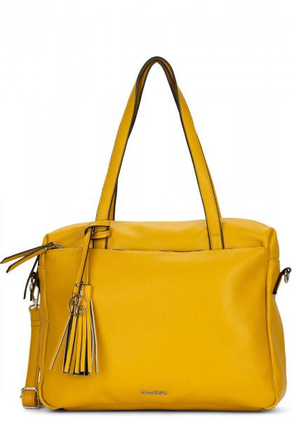 EMILY & NOAH Shopper Leonie groß Gelb 62086460 yellow 460