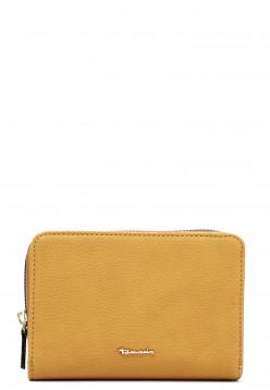 Tamaris Geldbörse mit Reißverschluss Brooke  Gelb 30676460 yellow 460