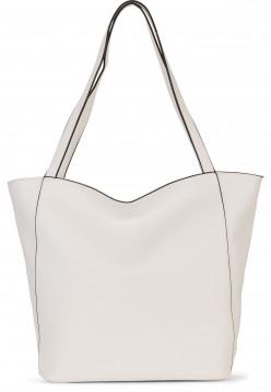 Sina Jo Shopper Jessica mittel Weiß 713300 white 300