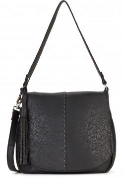 SURI FREY Handtasche mit Überschlag Penny mittel Schwarz 12234100 black 100