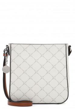 Tamaris Handtasche mit Reißverschluss Anastasia groß Grau 30103320 ecru 320