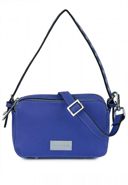 merch mashiah Handtasche mit Reißverschluss Sophia  Blau 80060550-1790 royalblue 550