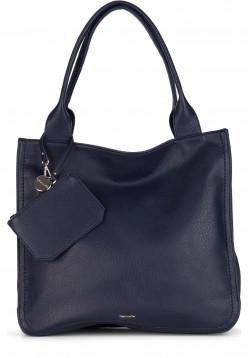 Tamaris Shopper Alisha groß Blau 30403500 blue 500