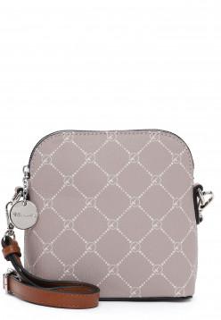 Tamaris Handtasche mit Reißverschluss Anastasia klein Braun 30100900 taupe 900