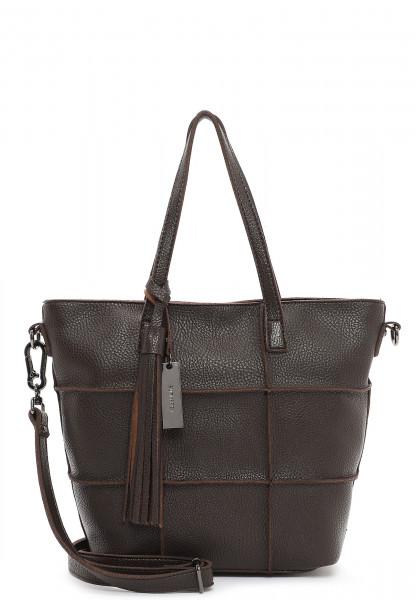 SURI FREY Shopper Amey mittel Braun 12423200 brown 200