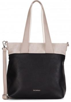 EMILY & NOAH Shopper Lara mittel Schwarz 62033100 black 100