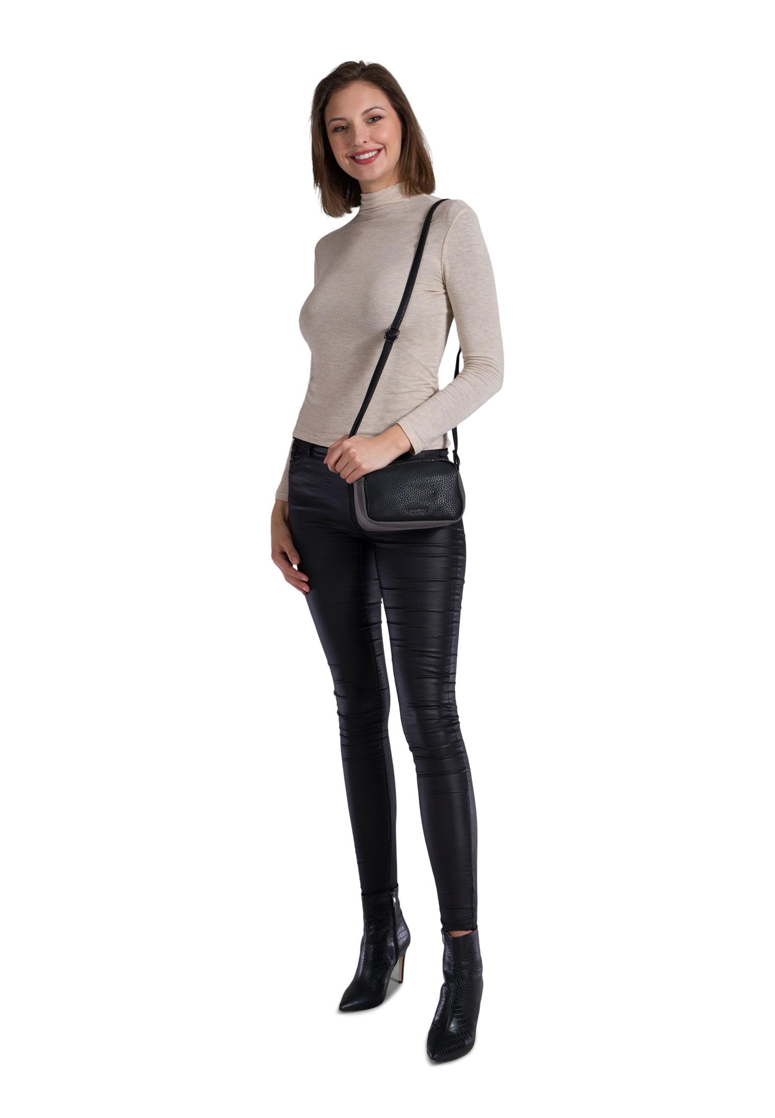 Handtasche mit Reißverschluss Sue