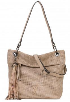 Handtasche mit Reißverschluss Romy