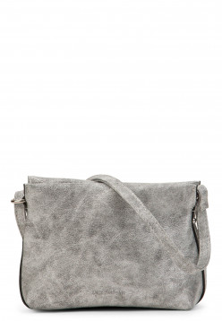 EMILY & NOAH Handtasche mit Reißverschluss Emma Silber 61203830 silver 830