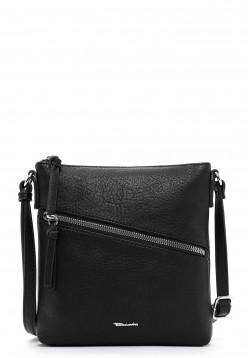 Tamaris Handtasche mit Reißverschluss Alessia groß Schwarz 30443100 black 100