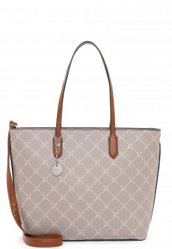 Tamaris Shopper Anastasia groß Braun 30107900 taupe 900