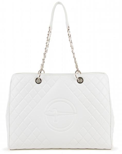 Tamaris Shopper Aida groß Weiß 30221300 white 300