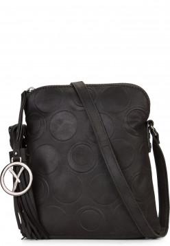 Handtasche mit Reißverschluss Bonny