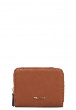 Tamaris Geldbörse mit Reißverschluss Brooke  Braun 30675700 cognac 700