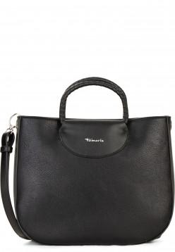 Tamaris Shopper Alexa mittel Schwarz 30380100 black 100