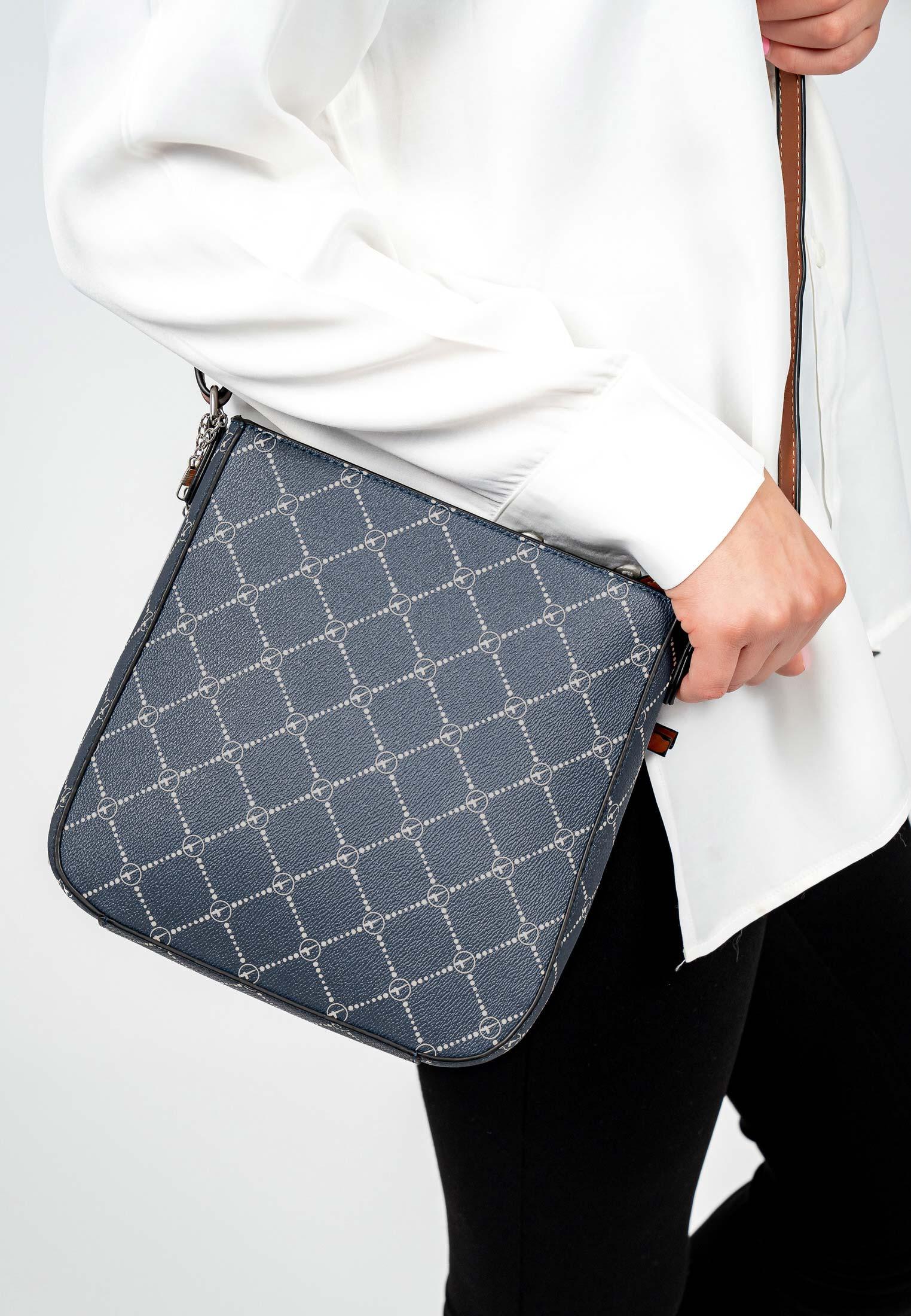 Handtasche mit Reißverschluss Anastasia groß