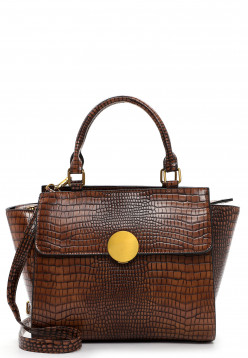 Tamaris Shopper Beate groß Braun 30735700 cognac 700