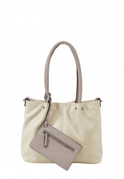EMILY & NOAH Shopper Bag in Bag Surprise Grau 399828-1790 lightgrey grey 818d