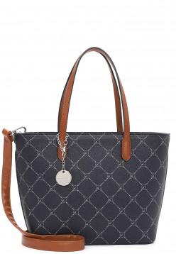 Tamaris Shopper Anastasia klein Blau 30106500 blue 500
