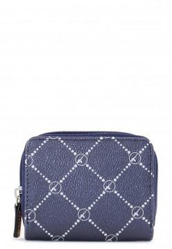 Tamaris Geldbörse mit Reißverschluss Anastasia Blau 30113500 blue 500