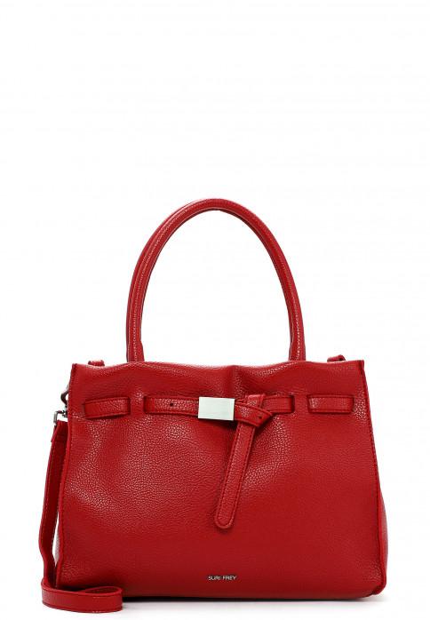 SURI FREY Shopper Sindy groß Rot 12582600 red 600