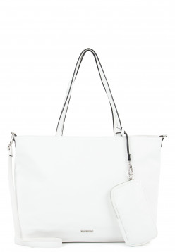 EMILY & NOAH Shopper Bag in Bag Surprise groß Weiß 312300 white 300
