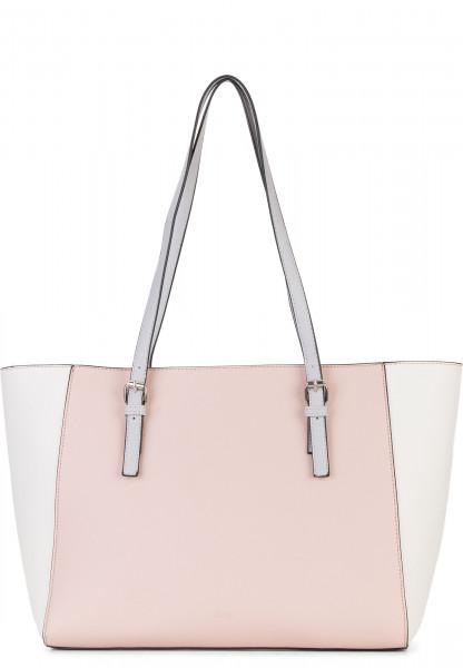 Sina Jo Shopper Johanna groß Pink 720649 powder kombi 649