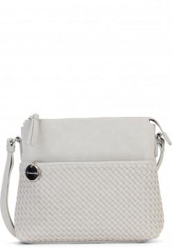 Tamaris Handtasche mit Reißverschluss Amber mittel Grau 30431810 lightgrey 810