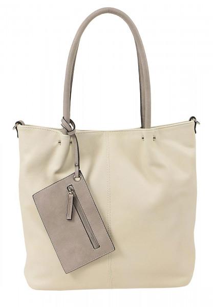 EMILY & NOAH Shopper Bag in Bag Surprise Grau 400448-1790 ice grey 448