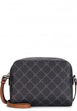 Tamaris Handtasche mit Reißverschluss Anastasia mittel Blau 30102500 blue 500