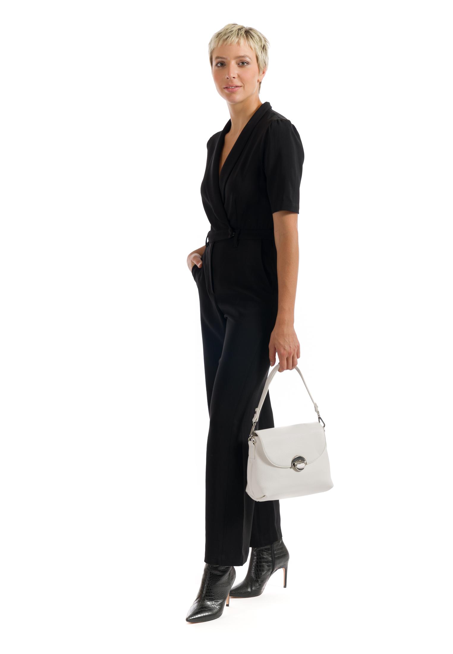 Handtasche mit Überschlag Naency mittel