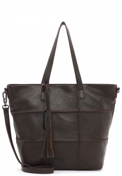 SURI FREY Shopper Amey groß Braun 12424200 brown 200