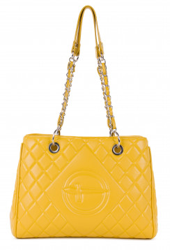 Tamaris Shopper Aida mittel Gelb 30220460 yellow 460