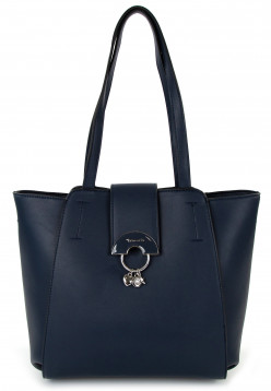 Tamaris Shopper Birgit mittel Blau 30695500 blue 500
