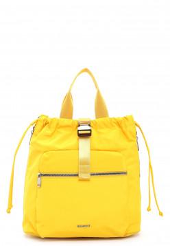 EMILY & NOAH Rucksack Suza-Nylon Gelb 61941460 yellow 460