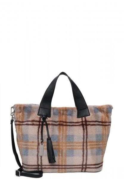 SURI FREY Shopper Jancy groß Braun 12551200 brown 200