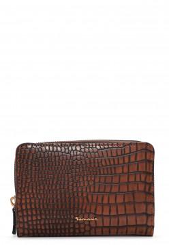 Tamaris Geldbörse mit Reißverschluss Beate  Braun 30738700 cognac 700